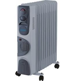 Vorner uljni radijator VRF11-0437 11 rebara 2500 W + 400 W ventilator