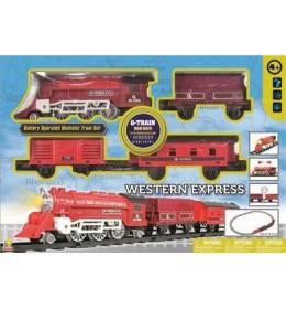 Vozić na baterije Western Express