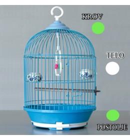 Kavez za ptice W002 zelena