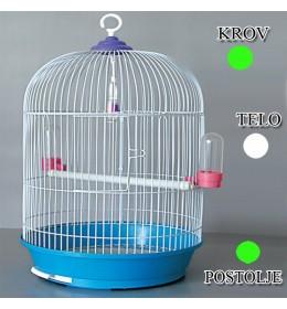 Kavez za ptice W004 zelena