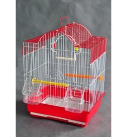 Kavez za ptice W105 crvena