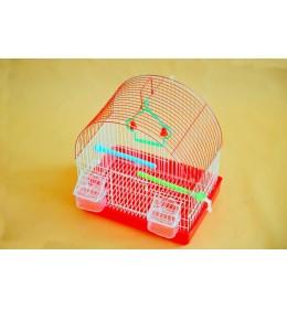 Kavez za ptice W201 bela i crvena