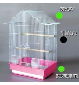 Kavez za ptice W711 Zelena