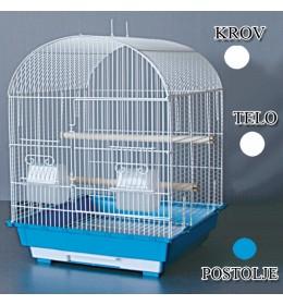 Kavez za ptice W726 plava