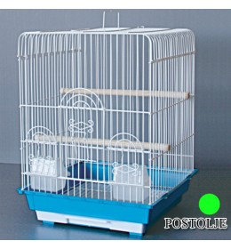 Kavez za ptice W729 zelena