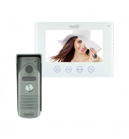 Wi-Fi smart video interfon DPV-WIFI-SET
