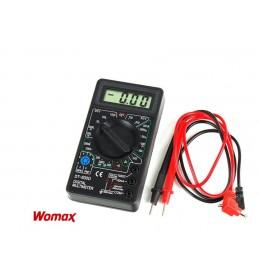 Womax digitalni multimetar DT-830D