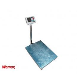 Womax vaga sa platformom 500kg