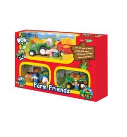 Igračka set 3u1 WOW farma
