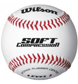Bejzbol loptica Soft Compression