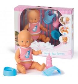 Lutka FC 39347 beba sa priborom