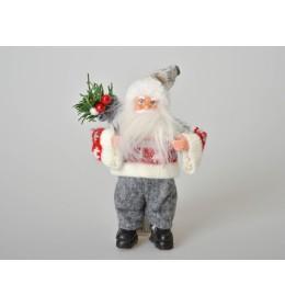 Mini deda Mraz figurica 18 cm 740630