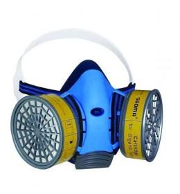 Zaštitna maska sa dva filtera GM-0503E