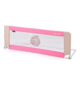 Zaštitna ograda za krevet Beige & Rose Princess