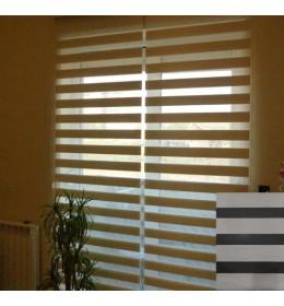 Zebra rolo sistem bez maske 80x260 cm Michelle 12 Z2 svetlo siva