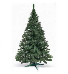 Zelena novogodišnja jelka 220 cm