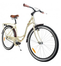 Ženski Gradski Bicikl Xplorer Fluenta 26