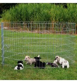 Žičana ograda za štence