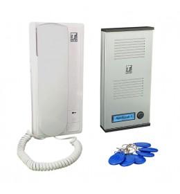 Žični interfon sa RFID čitačem