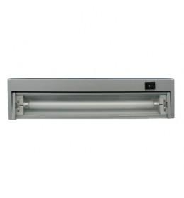 Zidna fluo svetiljka srebrna T5 8W G5 ELS2508