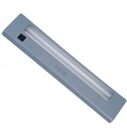 Zidna fluo svetiljka Elit T5 8W G5, srebrna ELS1508