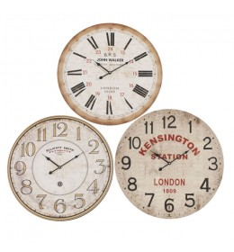 Zidni sat Ligna