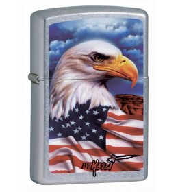 Zippo upaljač American Eagle by Mazzi