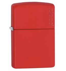 Zippo upaljač Red Matte Logo
