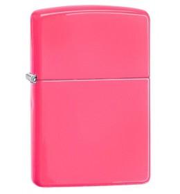 Zippo upaljač Reg. Neon Pink