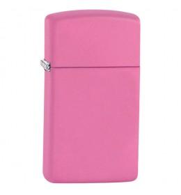 Zippo upaljač Slim Matte Pink