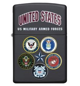 Zippo upaljač US Military Armed Forces