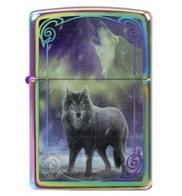Zippo upaljač Wolf Spectrum